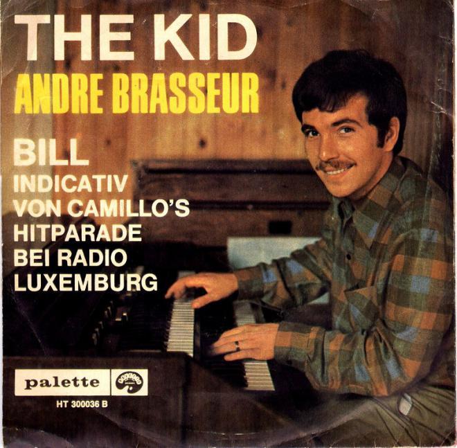 Andre Brasseur Net Worth