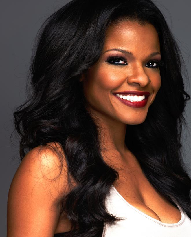 Keesha Sharp Net Worth