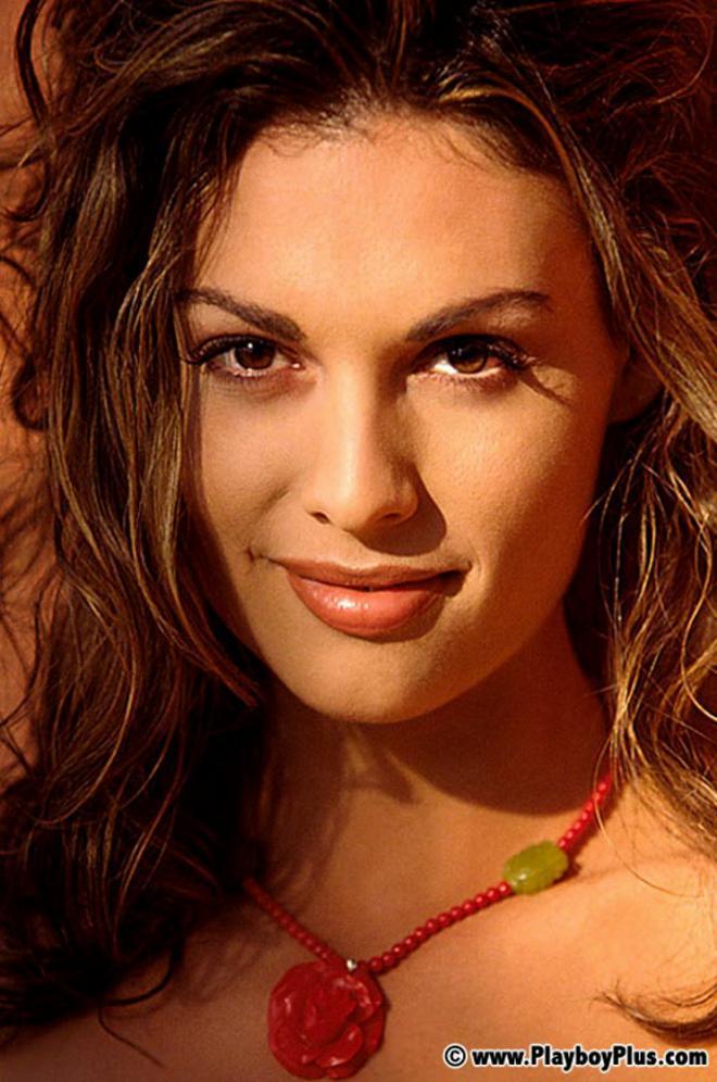 Cyber Girl of the Week - February 2002 - Merritt Cabal - Playboy Plus