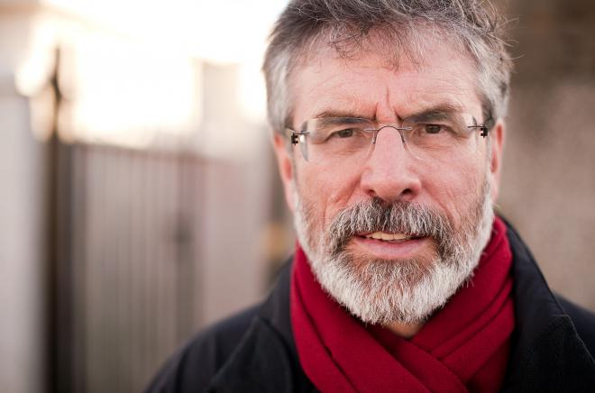 Gerry Adams Net Worth