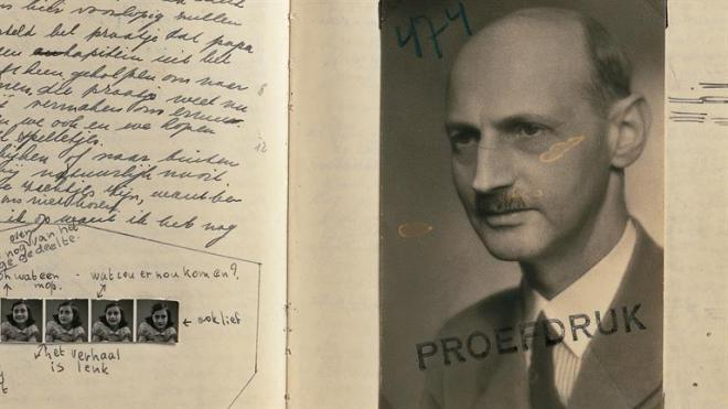 Otto Frank Net Worth
