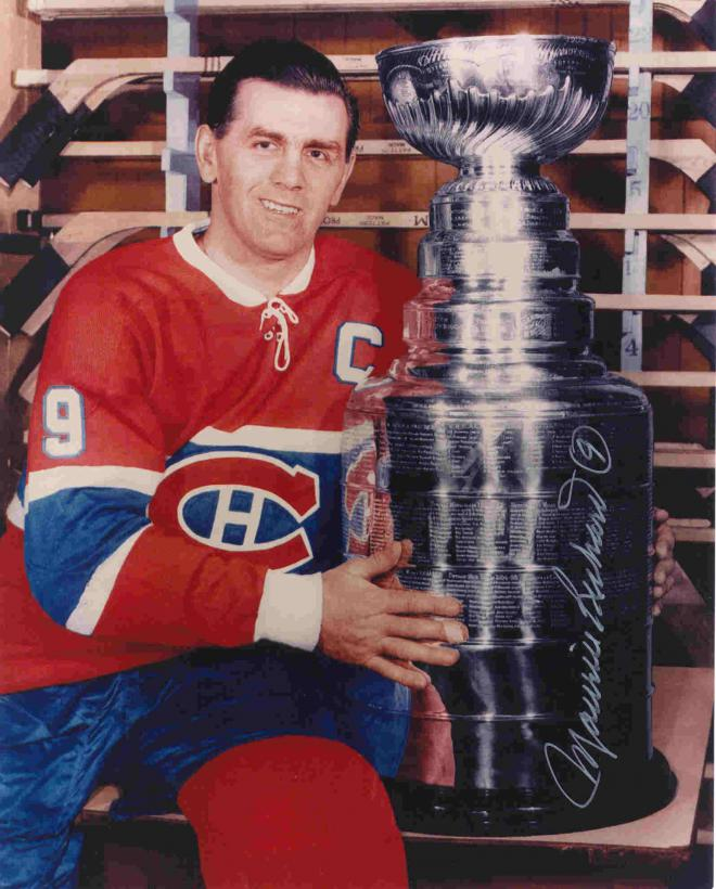 Maurice Richard Net Worth