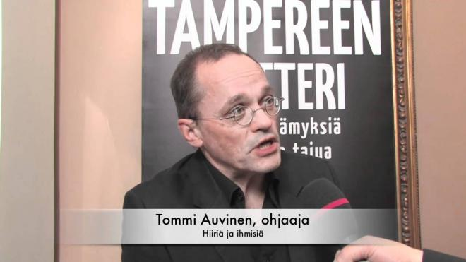Tommi Auvinen Net Worth