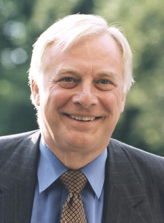 Chris Patten Net Worth