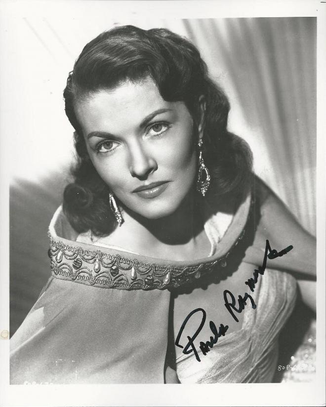 Paula Raymond Net Worth