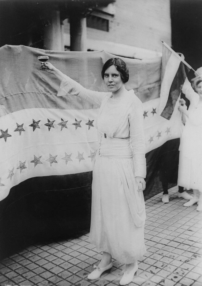 Alice Paul Net Worth