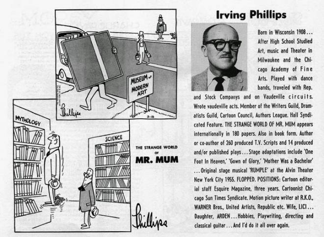 Irving Phillips Net Worth