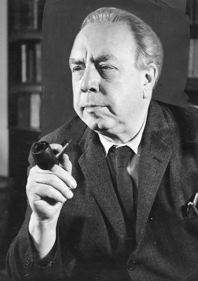 J.B. Priestley Net Worth
