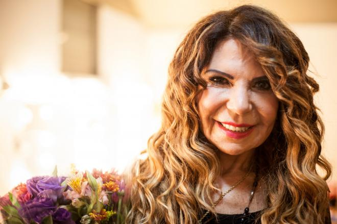 Elba Ramalho Net Worth