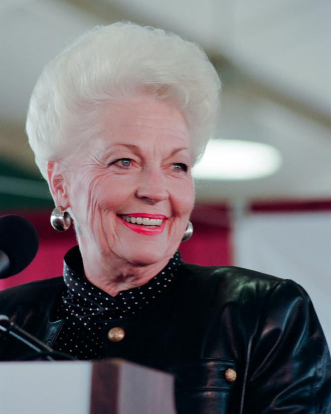 Ann Richards Net Worth