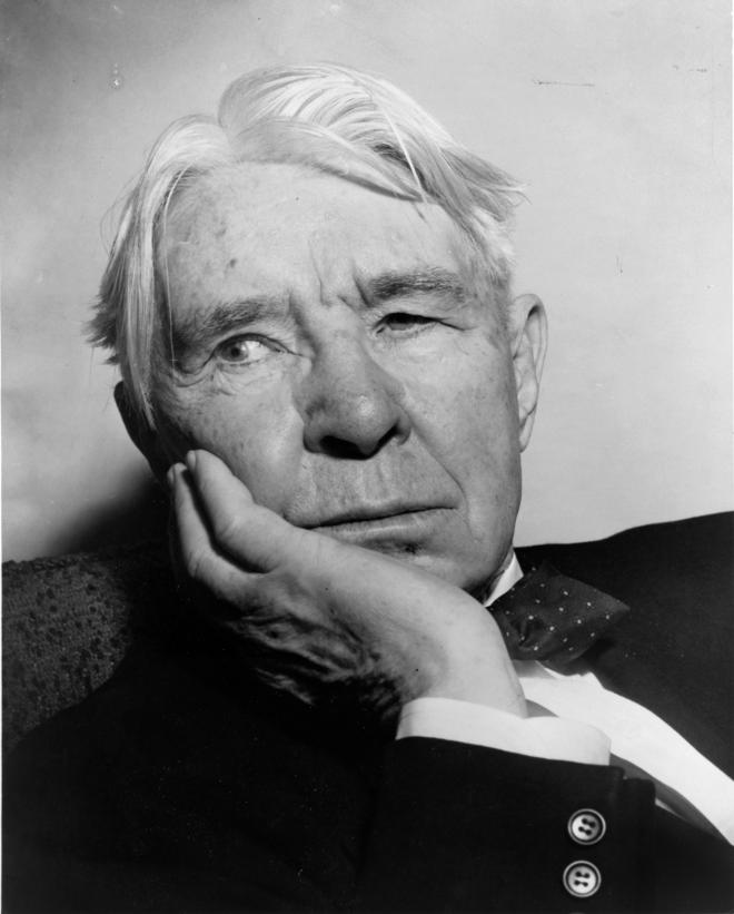 Carl Sandburg Net Worth