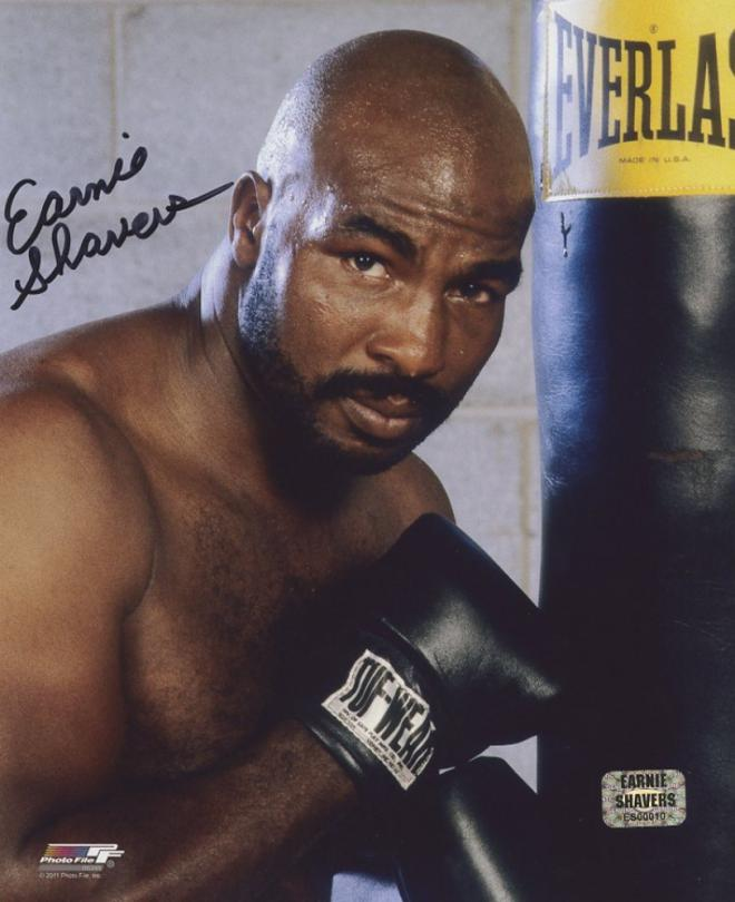 Earnie Shavers Net Worth