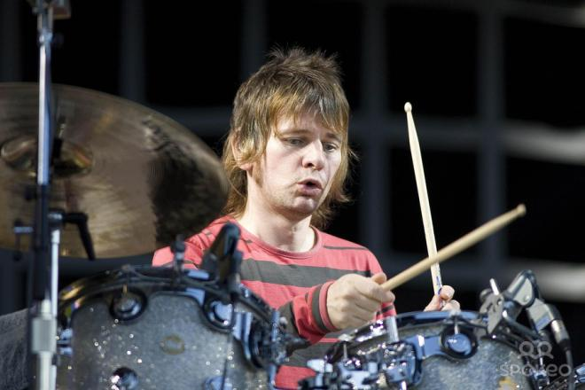 Zak Starkey Net Worth