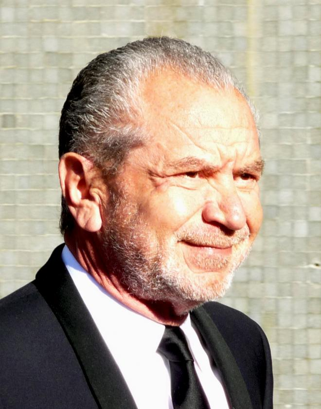 How rich is Alan Sugar? Celebrity Net Worth